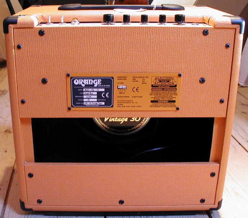 Bass Amp Cabinet