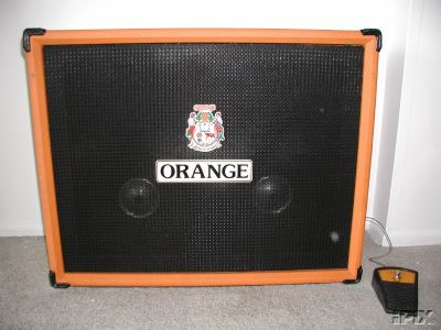 dating orange amps I've heard good things about vintage orange speaker cabinets but know little about them which eras are the good eras and how can you tell them apart from the gibson.